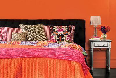 Cushion colour palettes