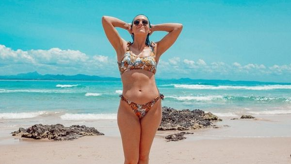 Aussie singer's viral body positive movement