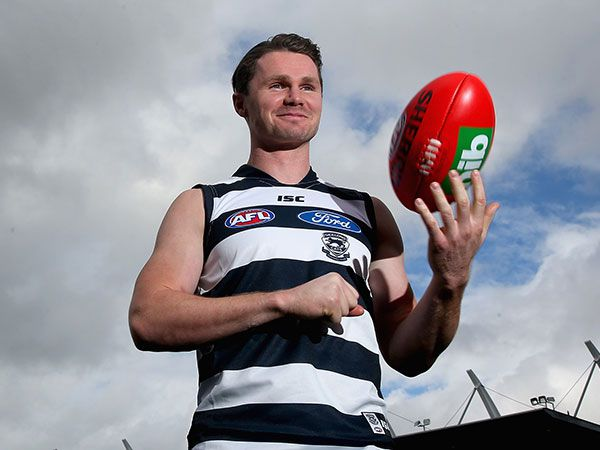 Dangerfield rapt with AFL move to Geelong