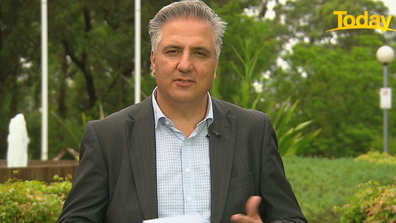 Fairfield Mayor Frank Carbone is calling on the government to enforce stricter penalties for coronavirus breaches.