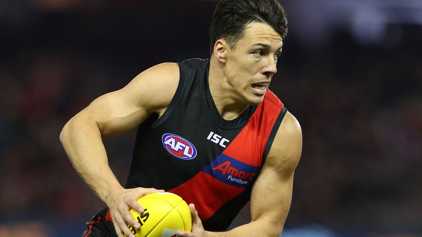 Essendon Bombers star Dylan Shiel sees silver lining in revised AFL season