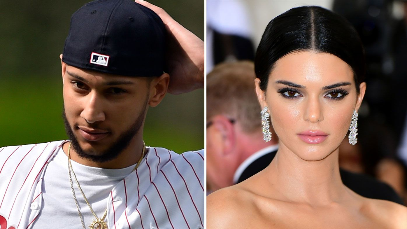 "NBA star Ben Simmons opens up on ""frustrating"" attention to relationship with Kendall Jenner"