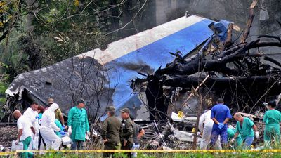 Cuba dismisses finding on fatal plane crash