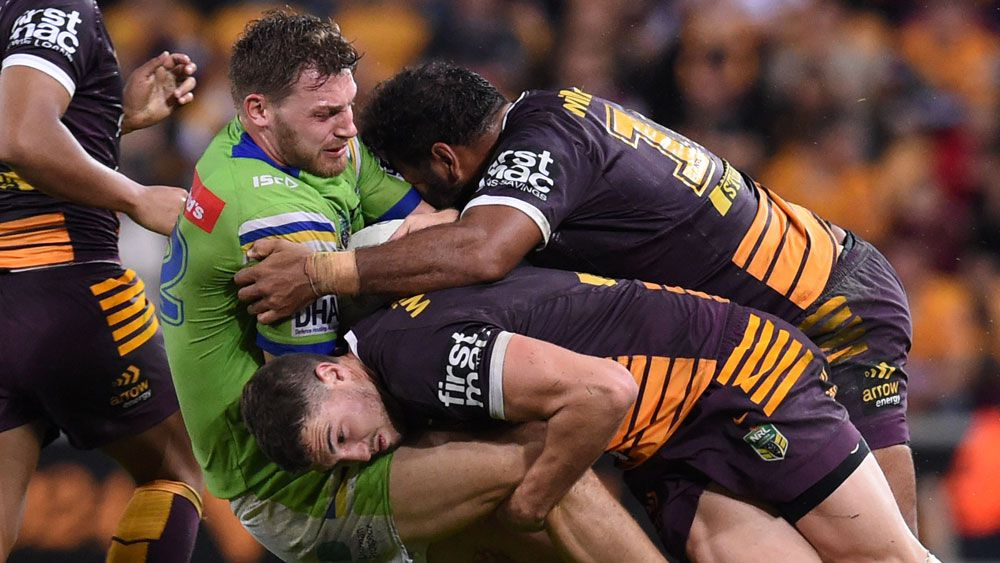 Boyd boosts Broncos to win over Canberra