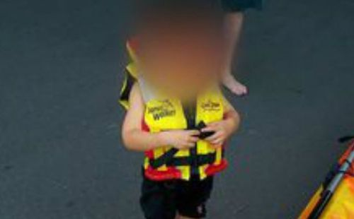 The boy was taken to Westmead Children's Hospital but could not be saved. Picture: Facebook