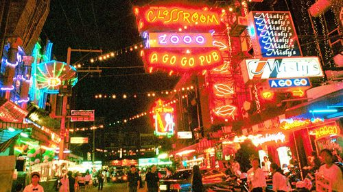 The Thai resort of Pattaya is a popular destination for Australian tourists. (AAP).
