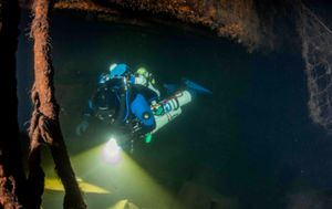 Nazi shipwreck holds clue to finding looted treasure palace