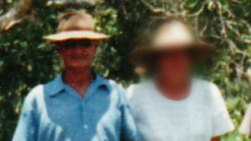 It took 24 hours for medical staff to stabilise Mr Dilger. (9NEWS)