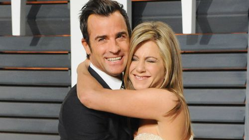 Jennifer Aniston and Justin Theroux reportedly tie the knot