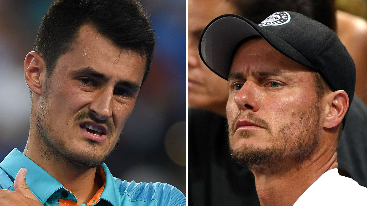 Lleyton Hewitt reveals the biggest disappointment about Bernard Tomic's spray