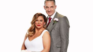 Mishel and Steve, Married At First Sight (MAFS), 2020