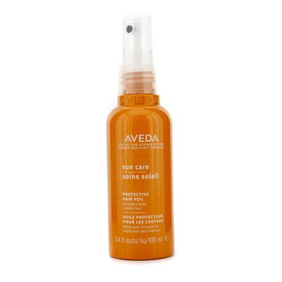 "<a href=""http://www.aveda.com/product/5303/17010/hair-care/leave-in-treatment/sun-care-protective-hair-veil#/shade/3.4_fl_oz%2F100_ml"" target=""_blank"">Aveda Sun Care Protective Hair Veil 100ml, $29</a>"
