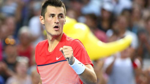 Bernard Tomic rattled by fan's emergency at Aus Open