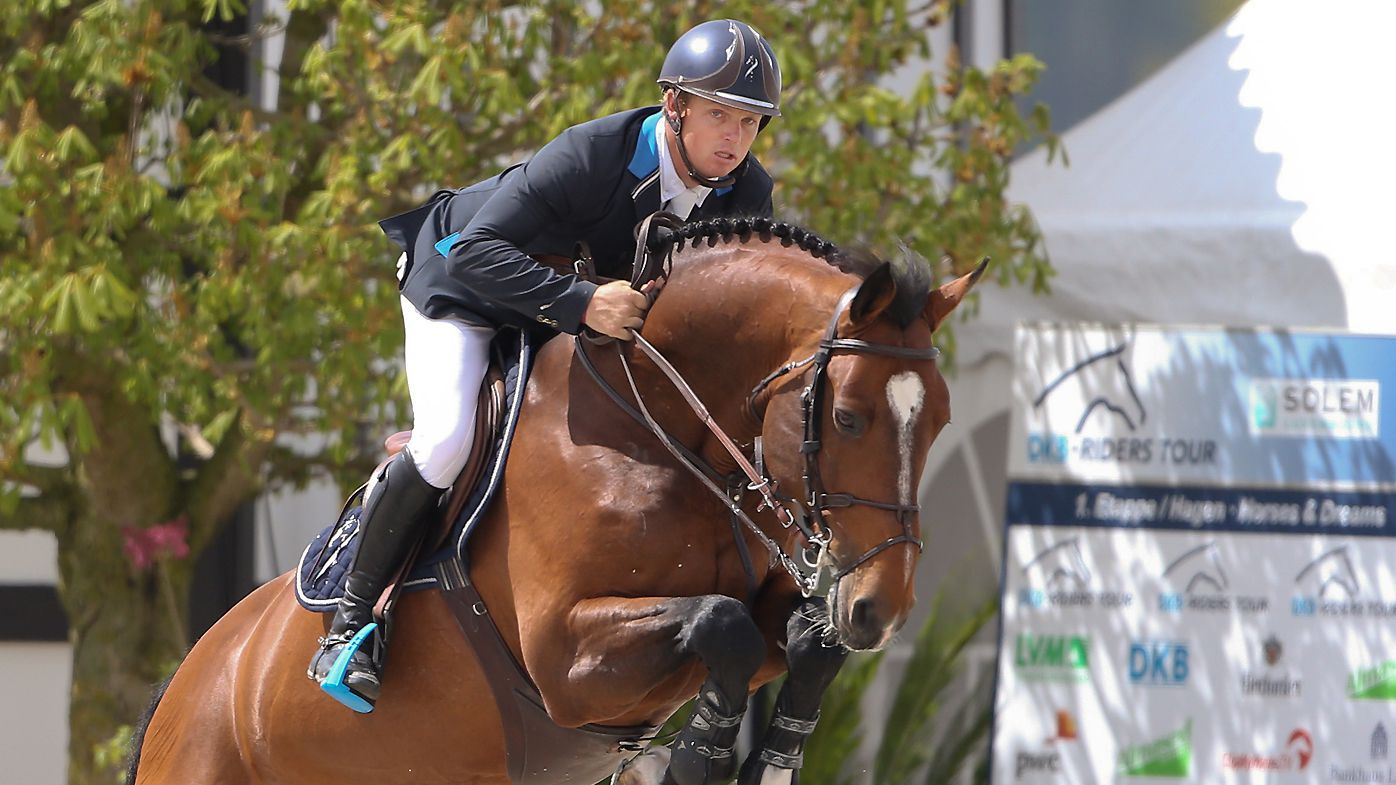 AOC announces equestrian team update after Kermond banned for cocaine use