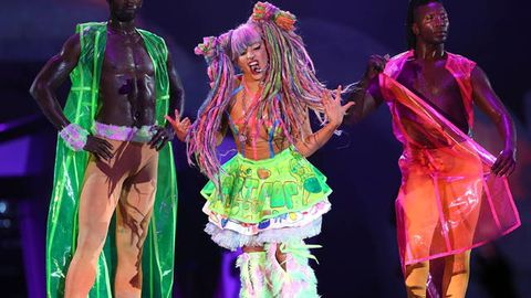 The rebirth of Lady Gaga? ArtRave concert proves she's not over yet