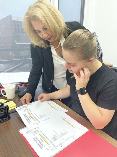 Disability employment Jenny and Oliva At Workspaces story Down syndrome awareness