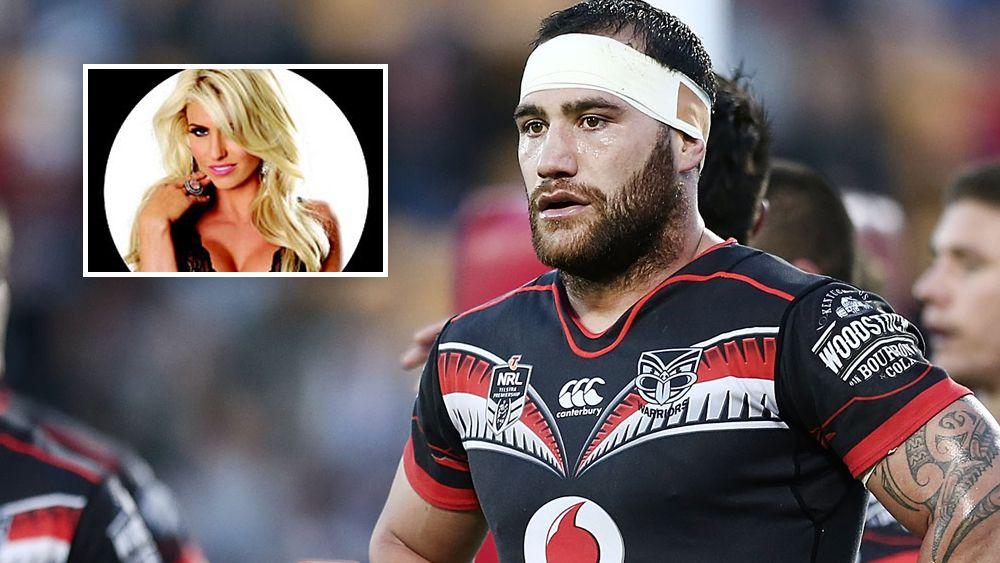 NRL player Bodene Thompson involved in group sex scandal with stripper