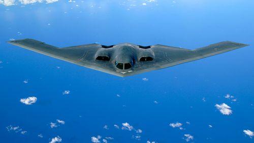 A B-2 stealth bomber (AP)