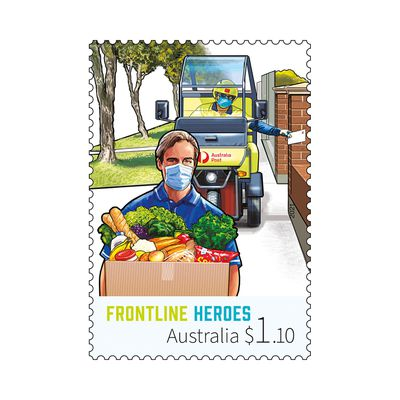 Posties and delivery workers