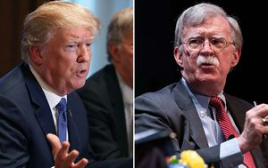 Federal judge skeptical he can stop publication of John Bolton's book on Trump
