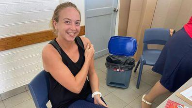 Zoe Stephens Tonga travel