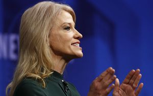 Kellyanne v George: How Trump's re-election battle is being fought in one Washington household