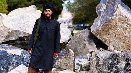 Neil Prakash entered Syria in 2013, and is wanted by Australian Federal Police.