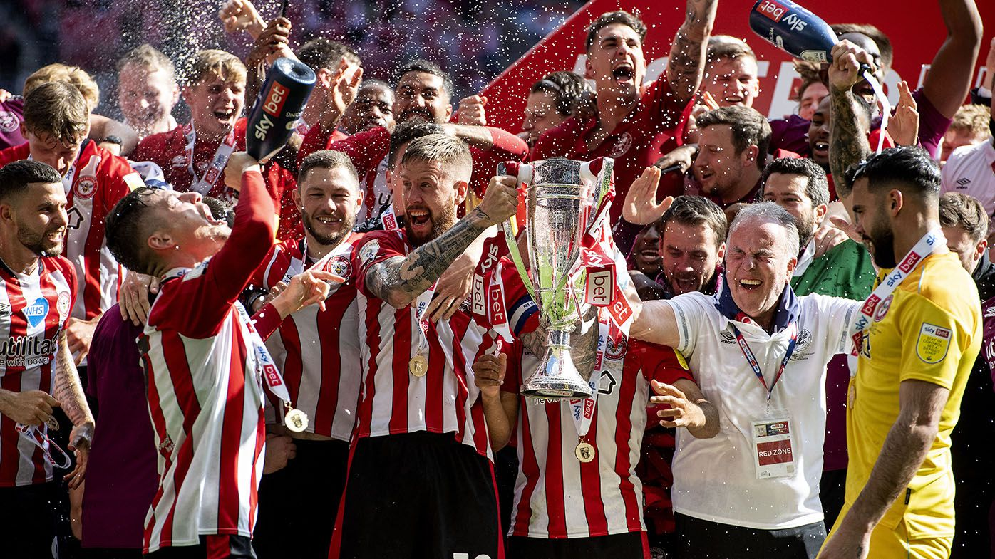 Brentford earn promotion to EPL for first time, beating Swansea in playoff final