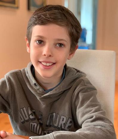 Prince Henrik turns 11 photos taken by his sister.
