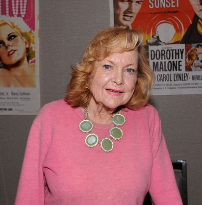 Carol Lynley in April 2017