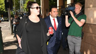 Former model Kate Fischer fined by court
