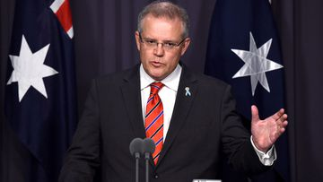 Scott Morrison has now been appointed Social Service Minister. (AAP)