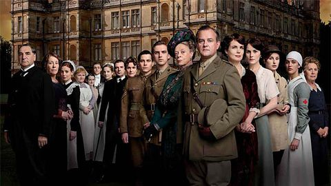 Downton Abbey renewed for third season