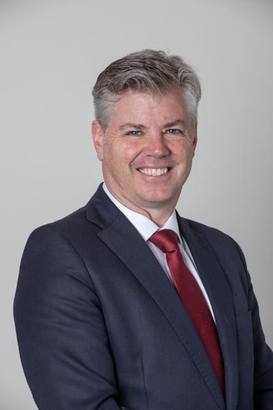 Principal Nick Evans