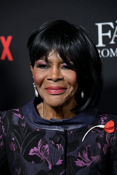 "Cicely Tyson attends Tyler Perry's ""A Fall From Grace"" New York premiere at Metrograph on January 13, 2020 in New York City."