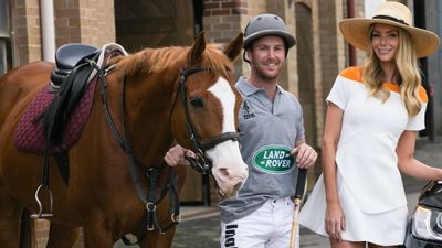 "The Melbourne Cup carnival is well and truly over but just when you thought you&rsquo;d never see another shot of Jennifer Hawkins beside a horse, along comes the Polo.<br /> ""It&rsquo;s been a busy month with Melbourne Cup and the Spring Carnival,"" Jennifer says. Now our thoughts turn to polo and one of my favourite events of the year, the <a href=""http://polointhecity.com/"" target=""_blank"">Land Rover Polo in the City</a>.""<br /> Polo in the City starts in Sydney&rsquo;s Centennial Park tomorrow and moves to Dorrington Park, Queensland next weekend before taking in Melbourne, Perth and Adelaide.<br /> While you might be tempted to recycle your Melbourne Cup dress and hat, do so at your own peril because the Polo is a horse of a different colour.<br /> ""I have been planning my polo outfit,&nbsp;which takes a different direction to what you wear at the track,"" Jennifer says. ""I&rsquo;m going to keep it casual yet sophisticated,&nbsp;with a light summer dress or pantsuit&nbsp;accessorised&nbsp;with my favourite pair of sunglasses and a&nbsp;chic&nbsp;pair of&nbsp;wedges"".<br /> Read ahead for more of Jennifer&rsquo;s Polo pointers.&nbsp;"