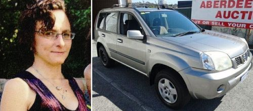 Queensland Police search for woman last seen at petrol station