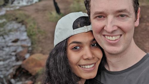 After three cancelled wedding dates, Dr Lowe and Richa now hope to get married later this year.