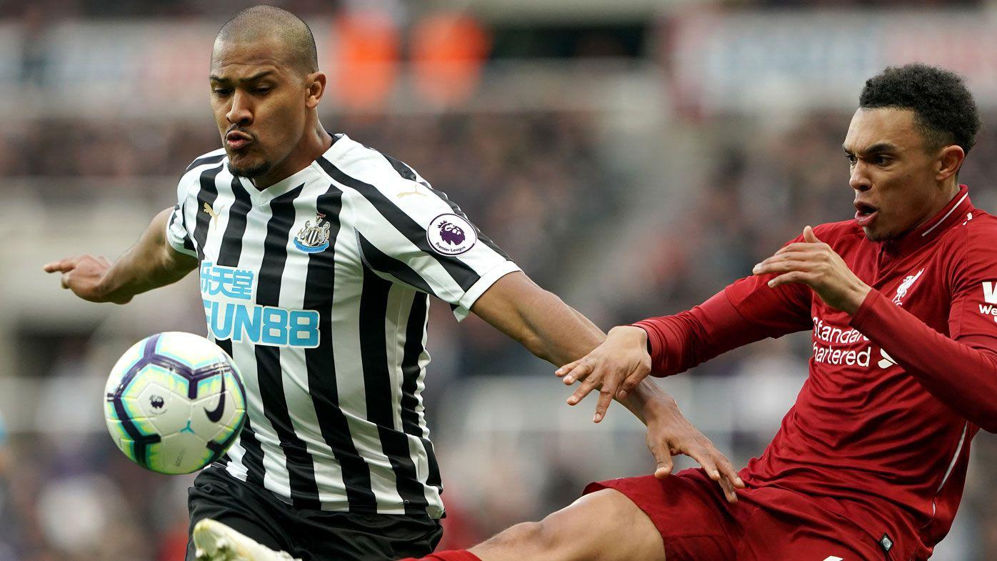 Abu Dhabi billionaire to buy English Premier League club Newcastle from Mike Ashley