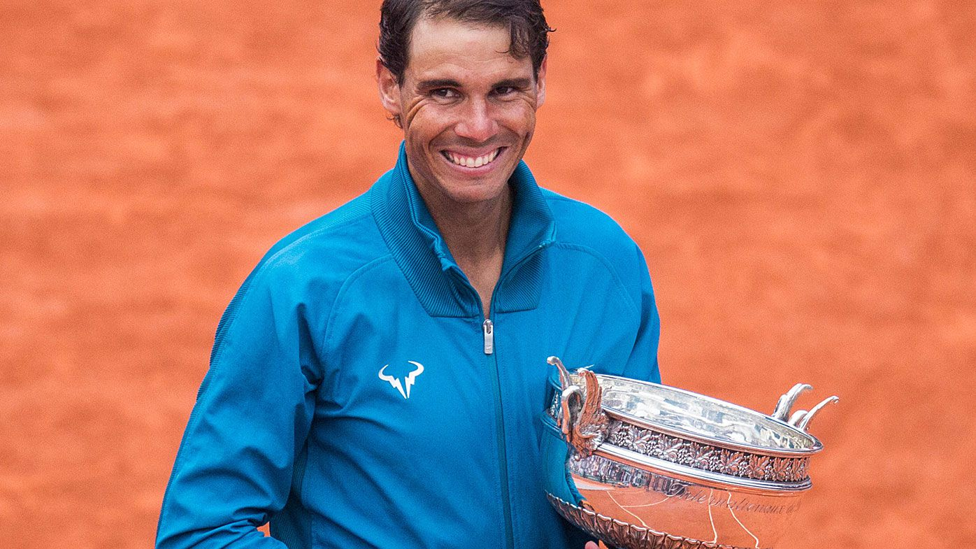Rafael Nadal wins 11th French Open at Roland Garros