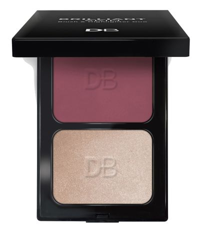 "<a href=""https://www.dbcosmetics.com.au/brilliant-skin-blush-illuminator-duo"" target=""_blank"">Designer Brands Brilliant Skin Blush and Illuminator Duo,$14.99.</a><br /> The highly pigmented, build-able formula is suitable for a variety of skin tones."