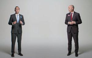 Utah governor candidates make joint political ad together