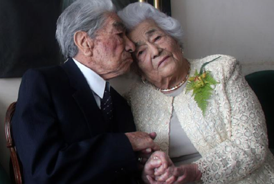 World's oldest married couple husband dies announced in August