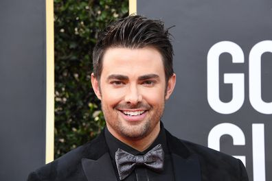 Jonathan Bennett attends the 77th Annual Golden Globe Awards at The Beverly Hilton Hotel on January 05, 2020 in Beverly Hills, California.