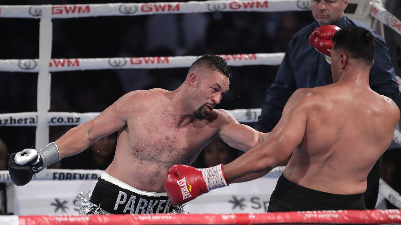 Dereck Chisora keen to fight Joseph Parker after Kiwi fighter's 'not great' win over after Junior Fa