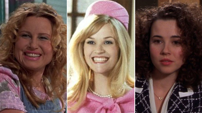 Legally Blonde, cast, then and now, gallery, Jennifer Coolidge, Reese Witherspoon, Linda Cardellini