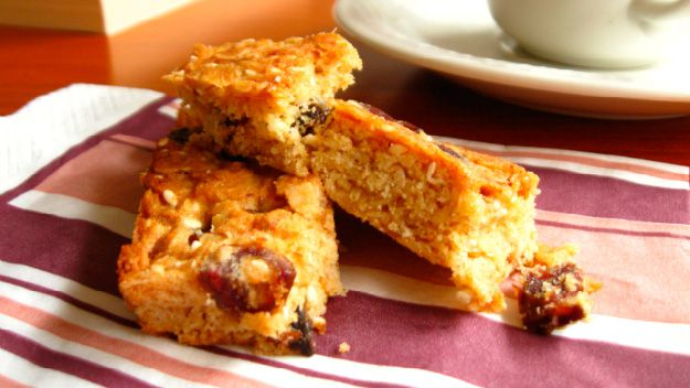 Date and Sesame Bars