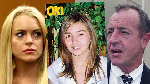 It S Official Lindsay Lohan Has A Secret Sister 9celebrity