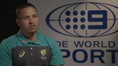 'It always hurts': Usman Khawaja reveals toll of being dropped from Aussie Test side