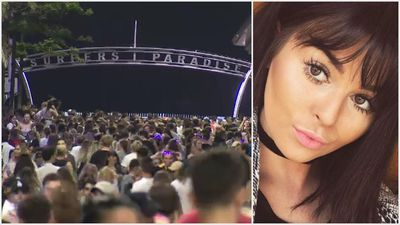 Woman's tragic drug death a warning for Schoolies parents